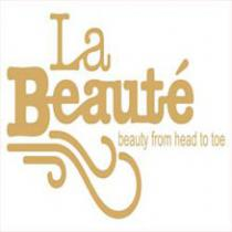 La Beaute Spa Salon Seminyak - Logo