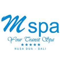 M Spa Bali - Your Transit Spa - Logo