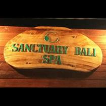 Spa in Sanur - Sanctuary Bali Spa - Logo