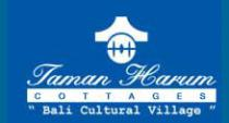 Ubud Hotel - Taman Harum Cottages - Logo