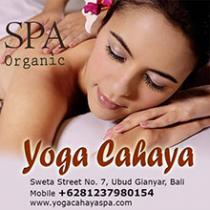 Yoga Cahaya Spa Logo